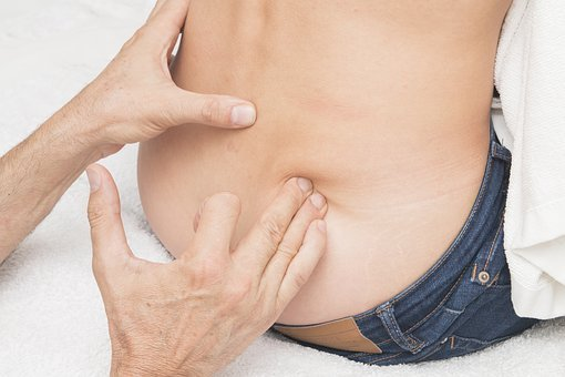 Masáž svalů