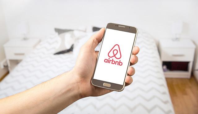 Popularita Airbnb v posledních letech stále roste