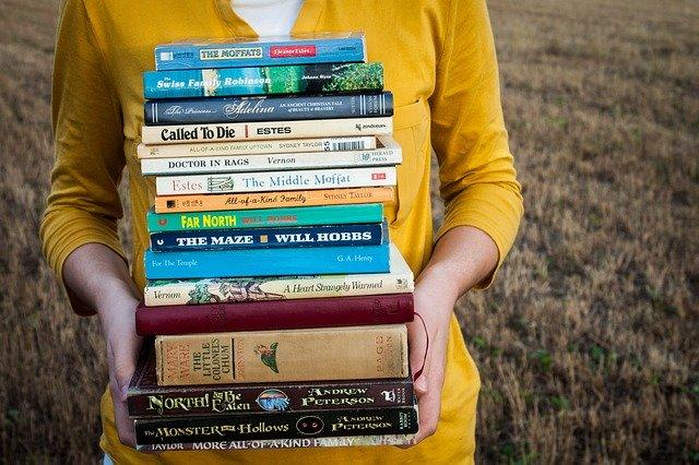 milovnice knih